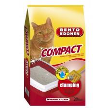 """Areia p/ Gato Compacta """"Bentonite"""" 20Lt"""