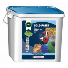 Gold Patee Pássaros Exóticos Orlux 5Kg