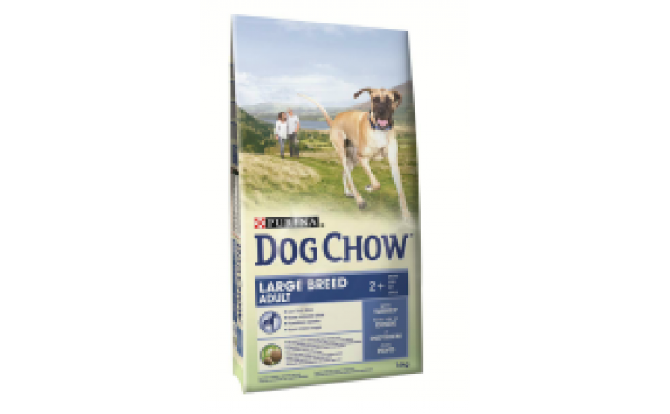 Dog Chow Adulto Large Breed Peru 14Kg