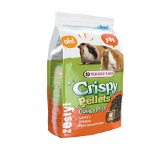 Crispy Pellets - Chinchilas & Degus 1Kg