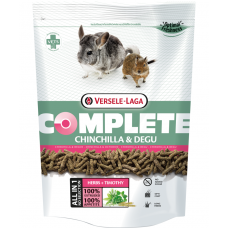 Chinchila Complete 500Gr