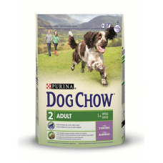 Dog Chow Adulto Borrego 2,5Kg